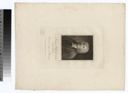 Portrait of J. Oldfield