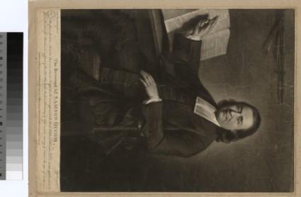 Portrait of S. Occom