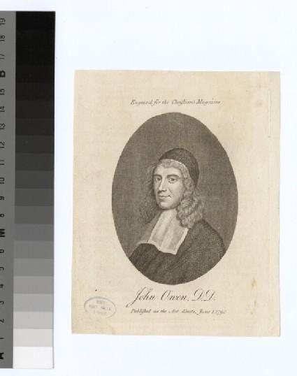 Portrait of J. Owen