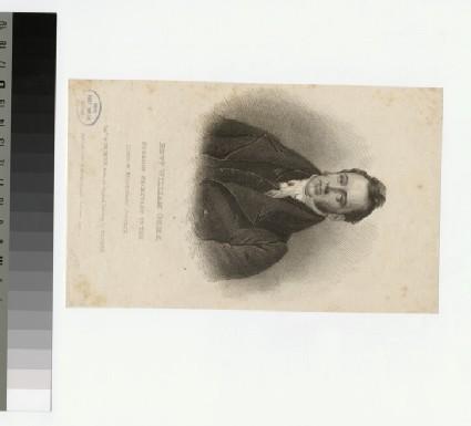 Portrait of W. Orme