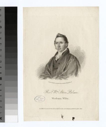 Portrait of W. S. Palmer