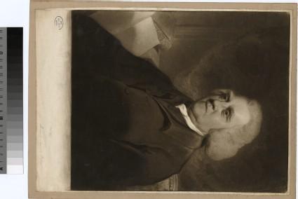 Portrait of S. Palmer