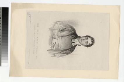 Portrait of Revd F. Parry