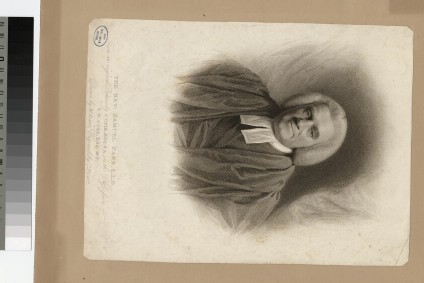 Portrait of Revd Dr S. Parr