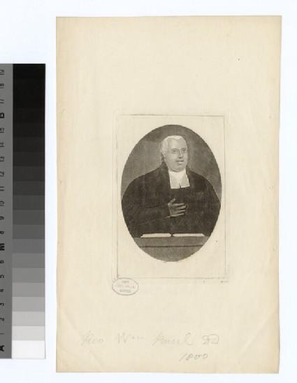 Portrait of W. Paul