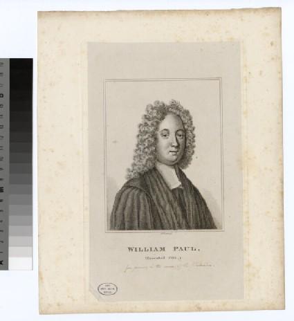 Portrait of Paul