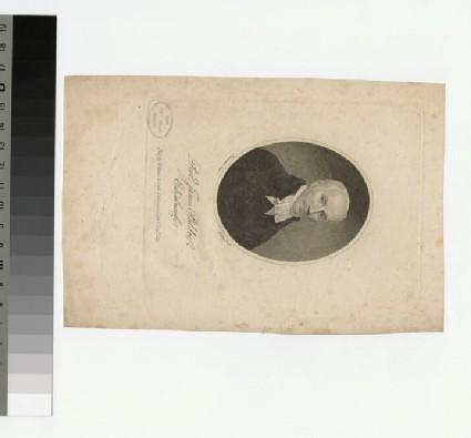Portrait of J. Peddie