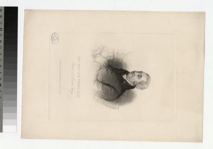 Portrait of J. W. Peers