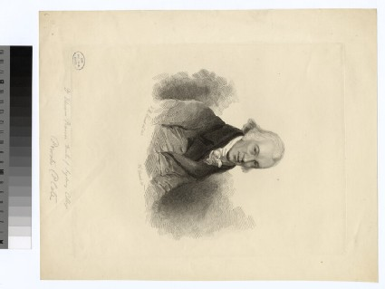 Portrait of E. Pearson