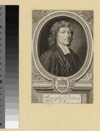 Portrait of Revd J. Perkins