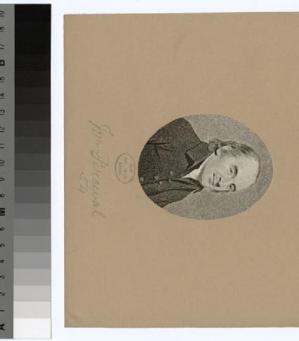 Portrait of W. Percival