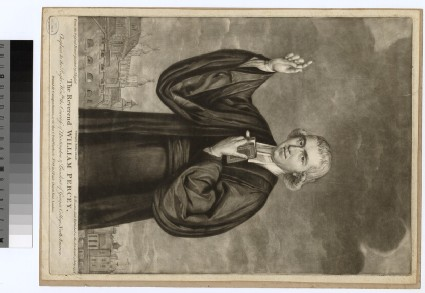 Portrait of W. Percey