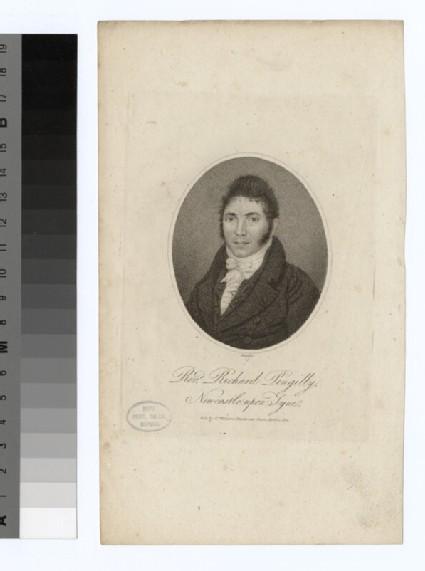 Portrait of R. Pengilly