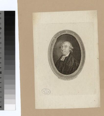 Portrait of J. L. Phillips