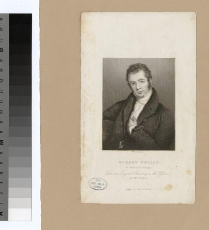 Portrait of R. Philip