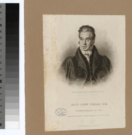 Portrait of J. Philip