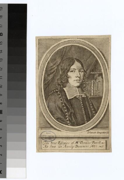 Portrait of T. Powell