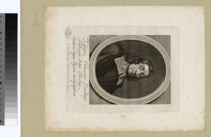 Portrait of J. Pordage