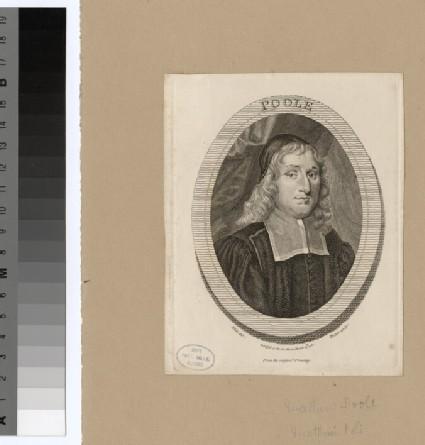 Portrait of M. Poole