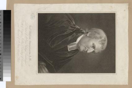 Portrait of W. Sheepshanks