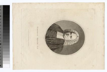 Portrait of Revd Dr T. Shaw