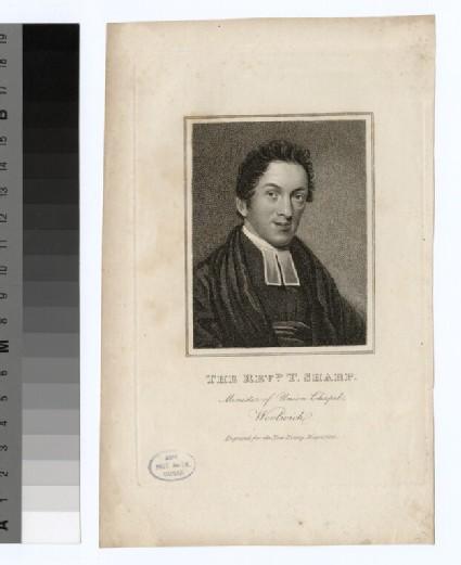 Portrait of T. Sharp