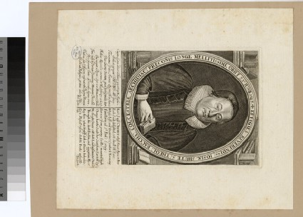 Portrait of Revd Dr J. Shute