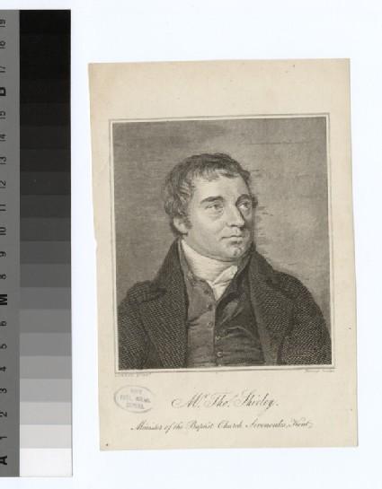 Portrait of T. Shirley