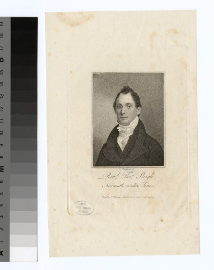 Portrait of T. Sleigh