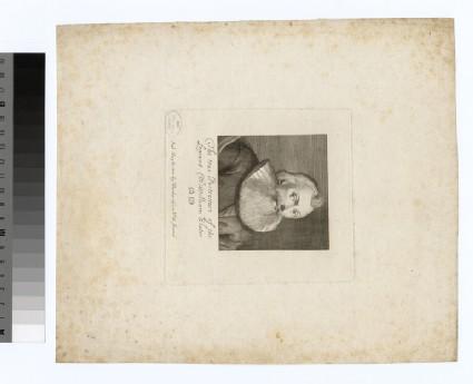 Portrait of W. Slater