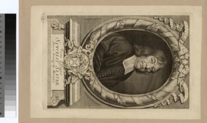 Portrait of S. Slater