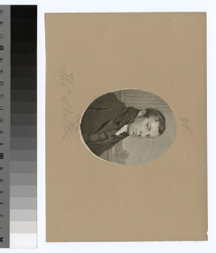 Portrait of T. Skelton