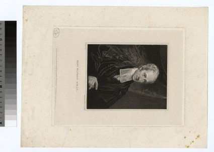 Portrait of Manoah Sibly
