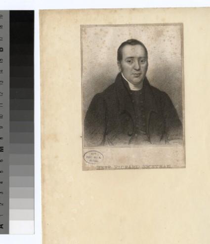 Portrait of R. Smetham