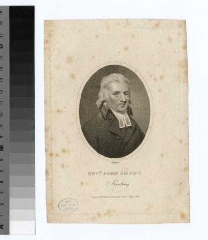 Portrait of J. Smart
