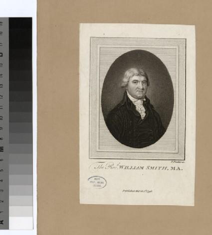 Portrait of W. Smith
