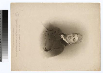 Portrait of Revd Sydney Smith