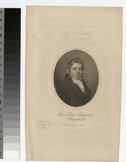Portrait of J. Snelgar