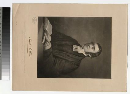 Portrait of Joseph Sortain