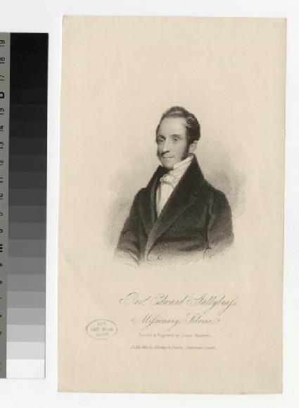 Portrait of E. Stallybrass