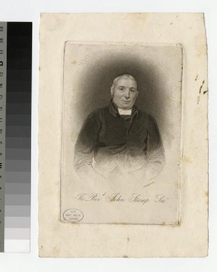 Portrait of J. Stamp the Elder