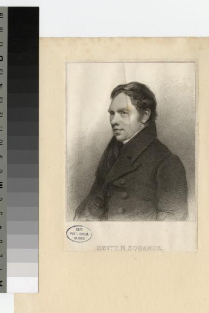 Portrait of T. H. Squance