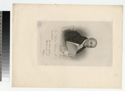 Portrait of T. Stedman