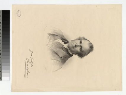 Portrait of E. Steane