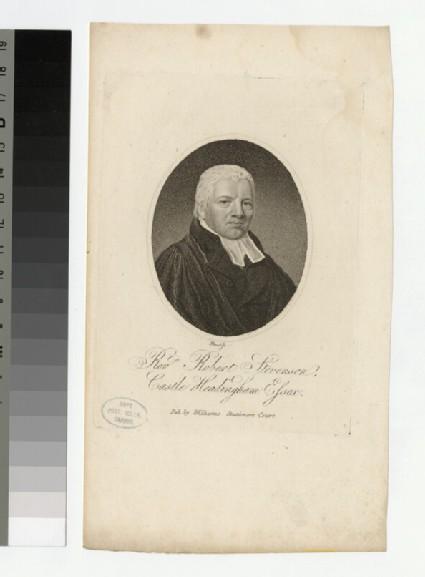 Portrait of R. Stevenson