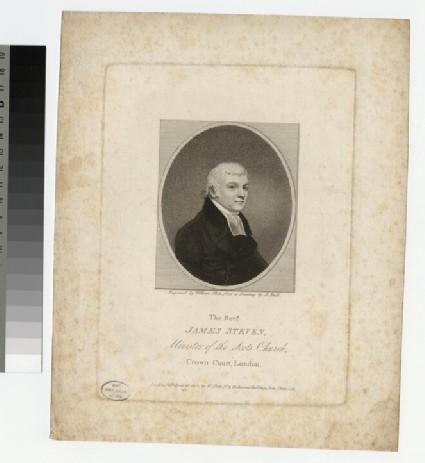 Portrait of J. Steven