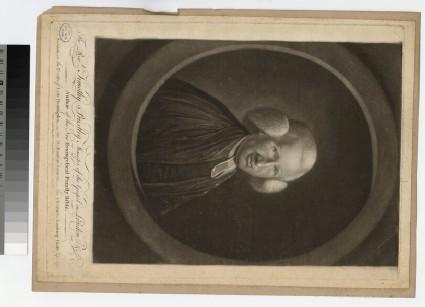 Portrait of Revd T. Priestley
