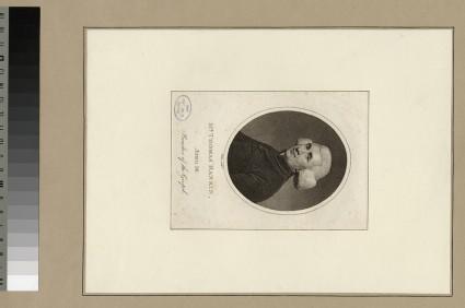 Portrait of T. Rankin