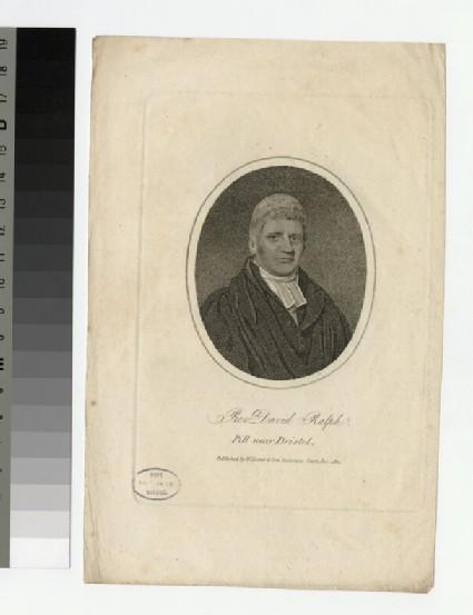 Portrait of D. Ralph