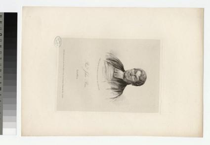Portrait of J. Rees